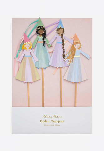 Magical Princess Cake Topper
