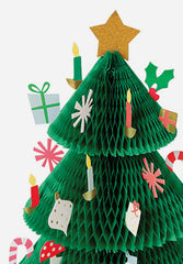 Honeycomb Tree Advent Calendar