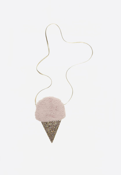 Ice Cream Bag Pink