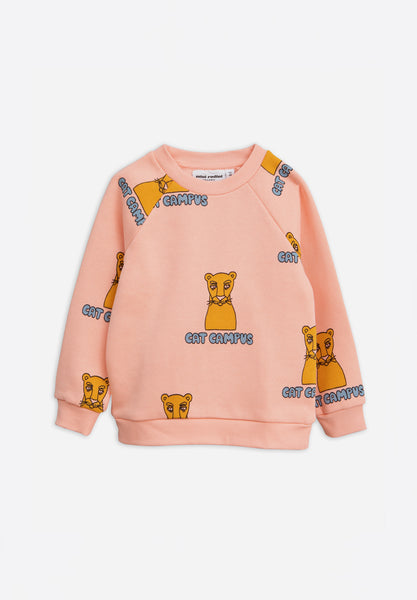 Cat Campus Sweatshirt