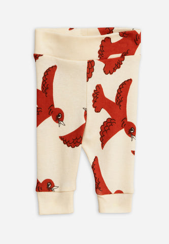 Flying Birds NB Leggings Offwhite