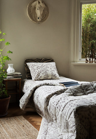 Croco Map Bed Set