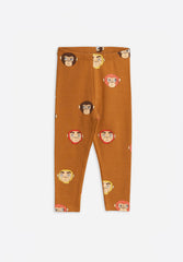 Monkeys AOP Leggings