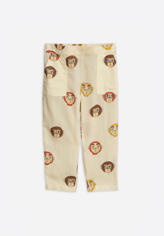Monkeys Woven Trousers