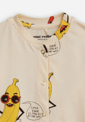 Banana AOP Jumpsuit