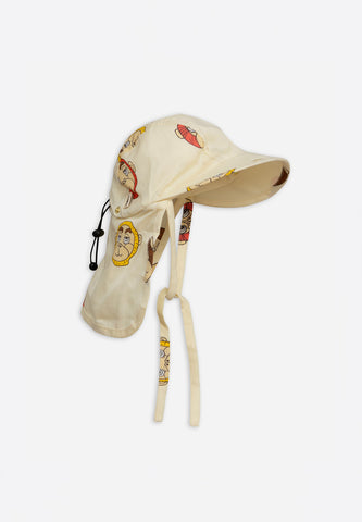Monkeys Sun Cap