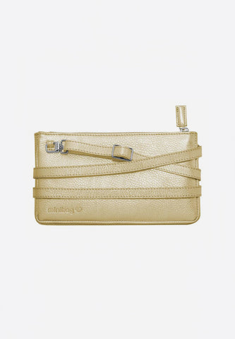 Minibag Metallic Gold