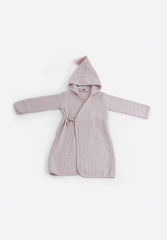 Pepin Children Bathrobe Muslin Nu