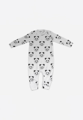 Bobo Footless Pajamas Panda