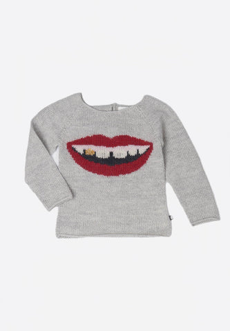 Mouth Sweater