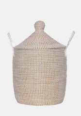 Neutra Lidded Basket Medium