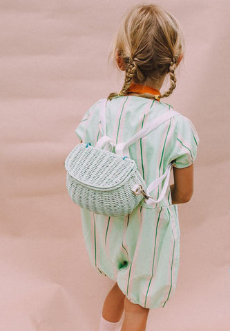 Mini Chari Bag Mint