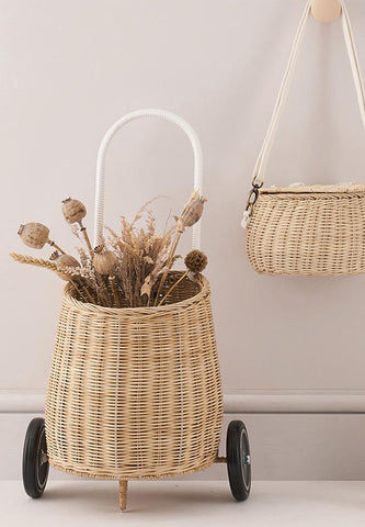 Luggy Basket Straw