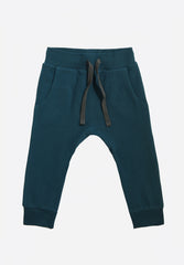 Drop-Crotch Sweat Pants