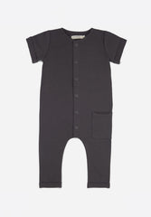 One-Pocket Jumpsuit S/S