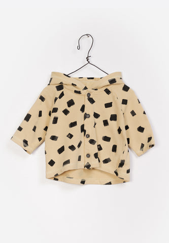 Baby Printed Fleece Jacket