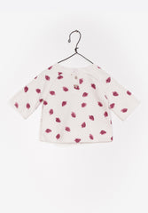 Baby Printed Terry Sweater