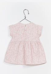 Baby Interlock Dress Koalin