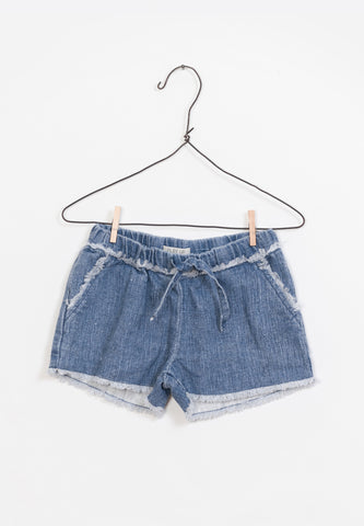 Woven Shorts Manual