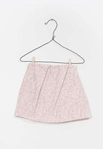 Interlock Skirt Koalin