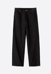 Teese Cotton Pants Black