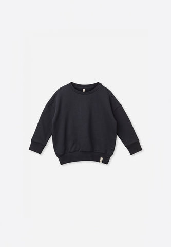 Loose Sweat Black