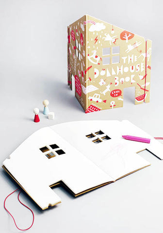 Dollhouse Book