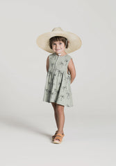 Layla Dress Palm Trees