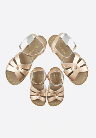 Salt Water Sandal Original Premium Rose Gold