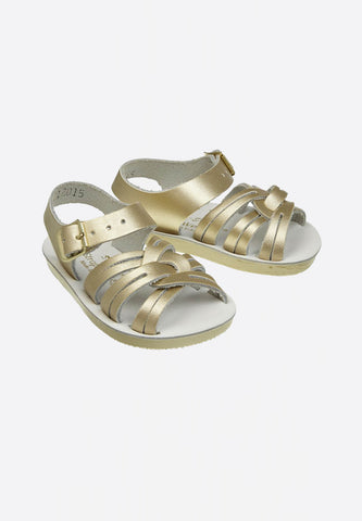 Salt Water Sandal Strapwee Gold