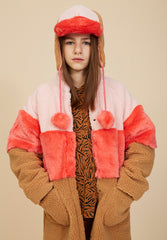 Berlyn Jacket Coral Neon