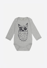 Body Bob Big Owl Blue