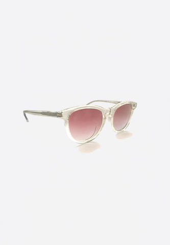 Avalon Kids Sunglasses Clear Pink
