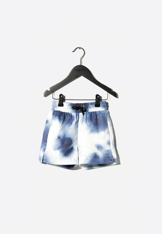 Swimshort Splash Blue