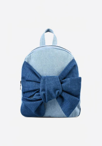 Blair Denim Backpack