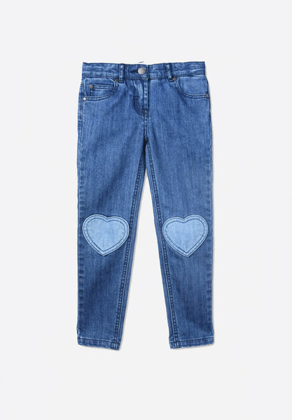 Trousers Heart Patch