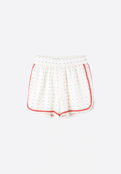 Nathalie Shorts Stiched