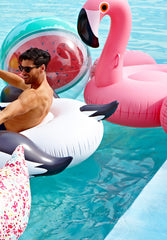 Luxe Float Flamingo