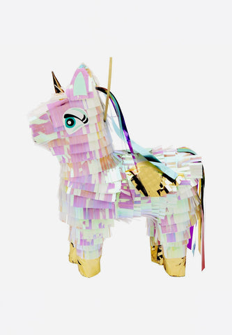 Unicorn Mini Piñata
