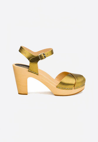 Merci Sandal Gold