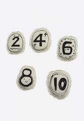 Numerics Buttons