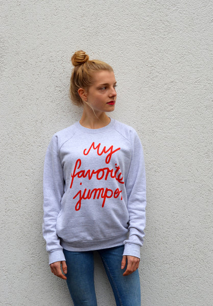 Women Sweat My Favourite Jumper