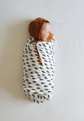 Organic Swaddle Woods