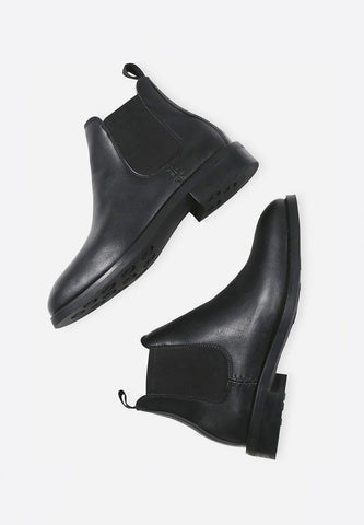 Waterproof Chelsea Boots Black