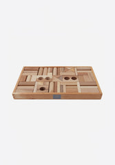 Natural Blocks In Tray