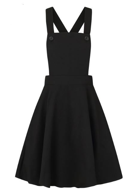 Amina Dress Black