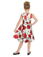 Load image into Gallery viewer, Athena Kids Dress White