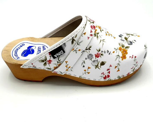 Dina Clogs Flower Garden Multi