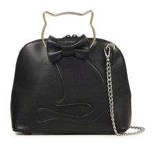 Load image into Gallery viewer, Dixie Cat Bag Black