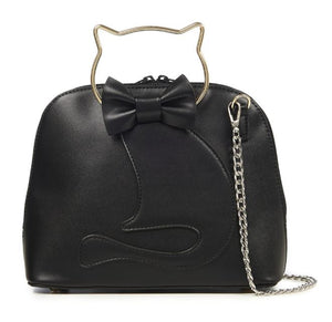 Dixie Cat Bag Black